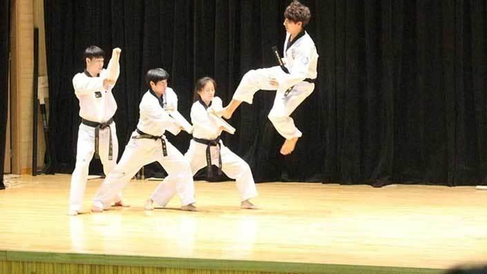 CBSE Inter School Taekwondo Competitions - East Zone, Oct 14